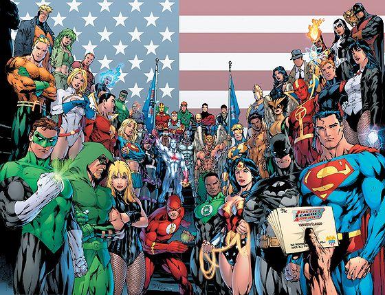 Super-heros-DC